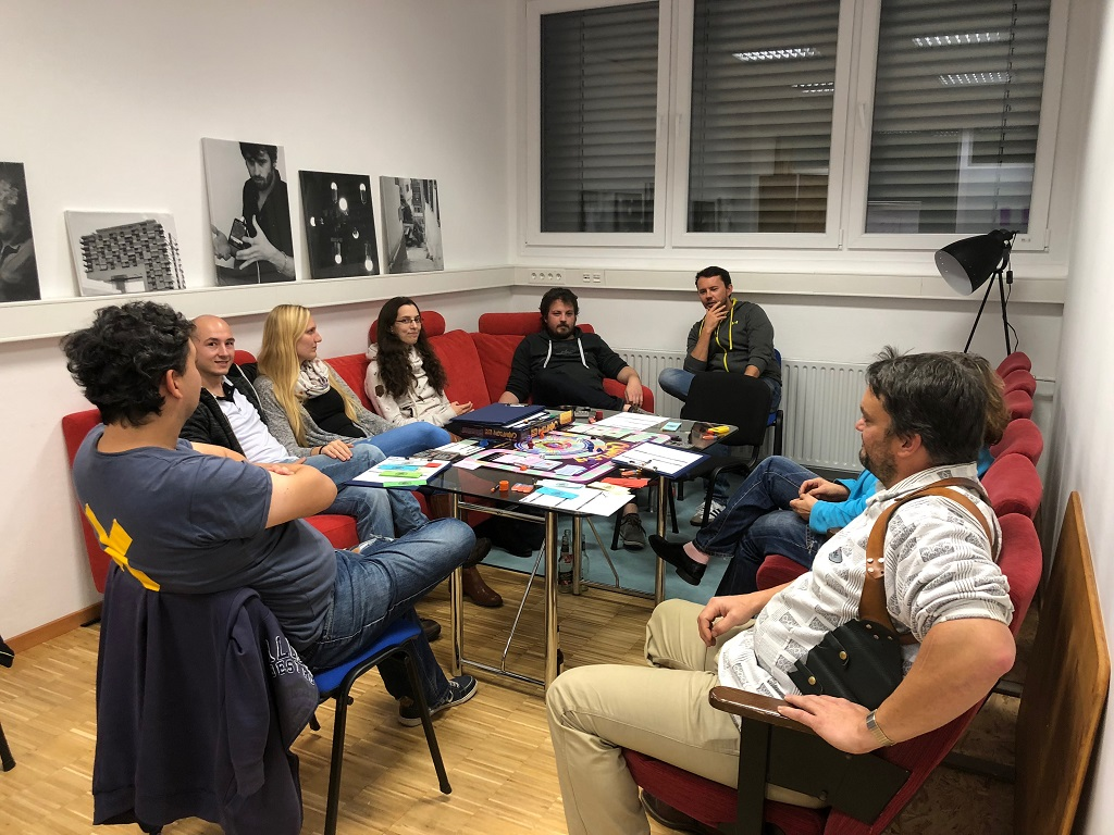 Cashflow Game Club Tübingen