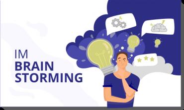 CASHFLOW KARONA - Im Brainstorming